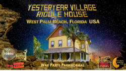 2-florida---yesteryear-village-riddle-house---sm-poster